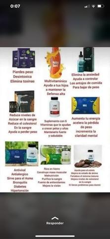 BAJA DE PESO CON PRODUCTOS 100% NATURALE - foto 7