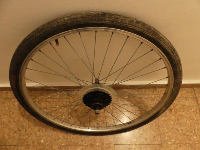 Rueda Trasera Con Neumático 26X1, 75