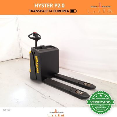 HYSTER P2. 0 - foto 3