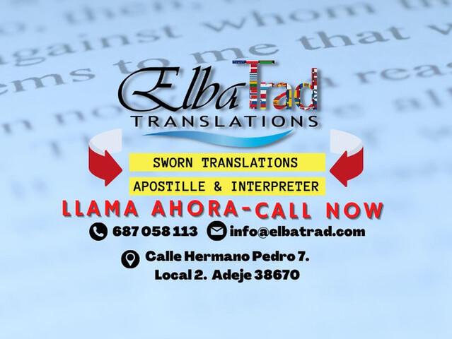 TRADUCCIONES - TRANSLATIONS INGLÉS - foto 2