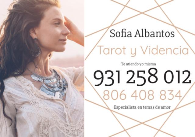 VIDENTE NATURAL SOFIA ALBANTOS - foto 1