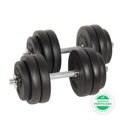 Mancuernas Entrenamiento Musculación Set