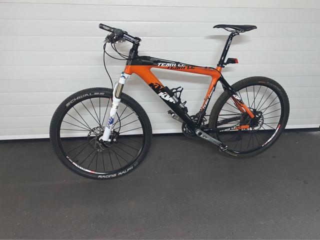 Bicicleta Ktm  En Perfecto Estado