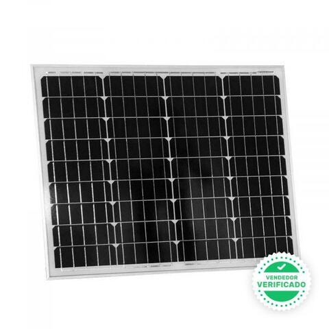 Placa Solar Monocristalina Módulo