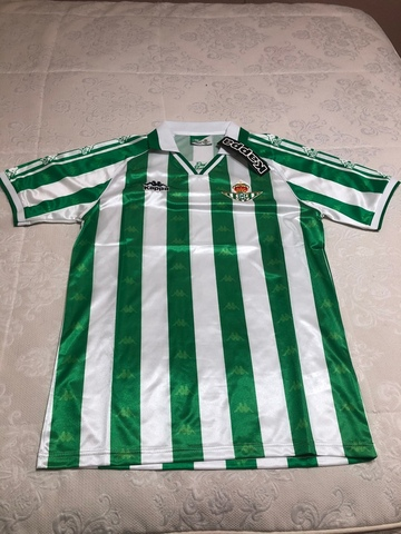 Camiseta Fútbol Betis Kappa