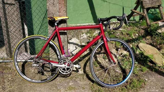 Bicicleta De Carretera De Aluminio