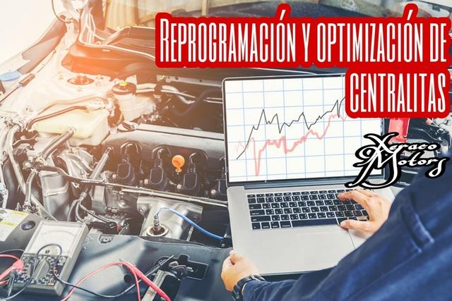 REPROGRAMACIÓN CENTRALITA - foto 1
