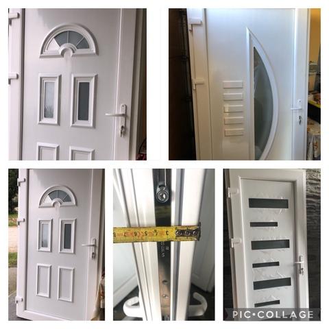 Puertas De Pvc Nuevas De 580  Hasta 650