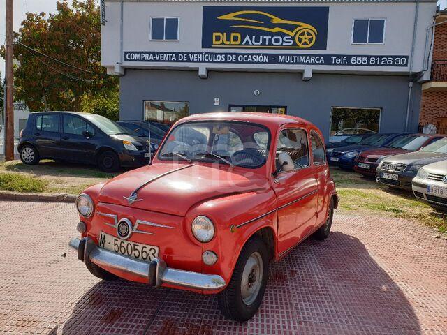 SEAT 600 D - foto 1