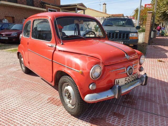 SEAT 600 D - foto 2