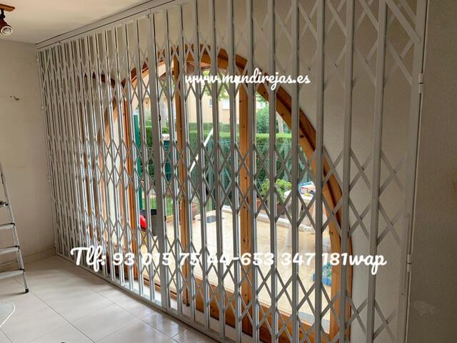 Rejas Seguridad Puertas