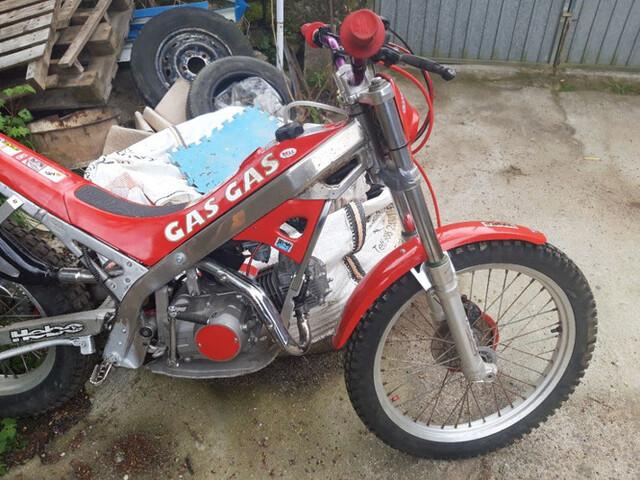 GAS GAS - 125 MOTOR 4T MALCOR - foto 1