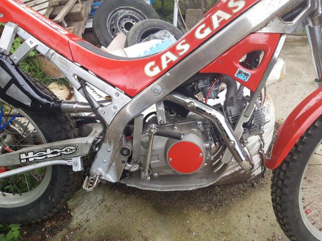 GAS GAS - 125 MOTOR 4T MALCOR - foto 3