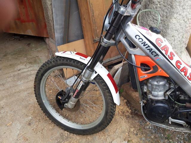 GAS GAS - JT 350 - foto 3