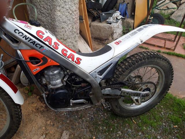 GAS GAS - JT 350 - foto 4