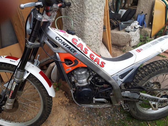 GAS GAS - JT 350 - foto 5