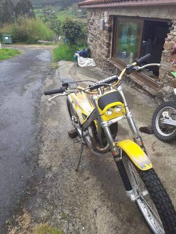 MOTO TRIAL 125 - foto 1
