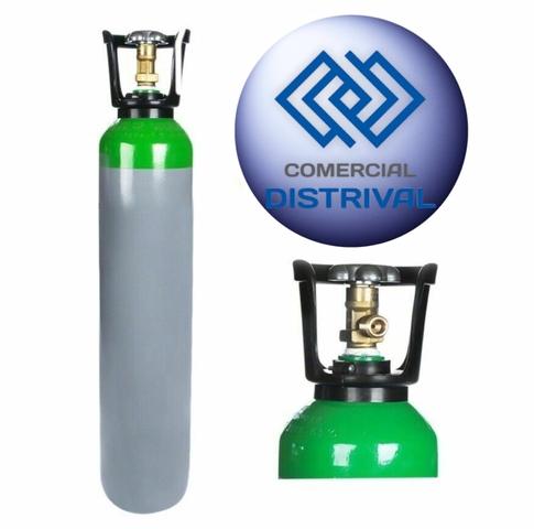 Botella Gas Argon Soldadura