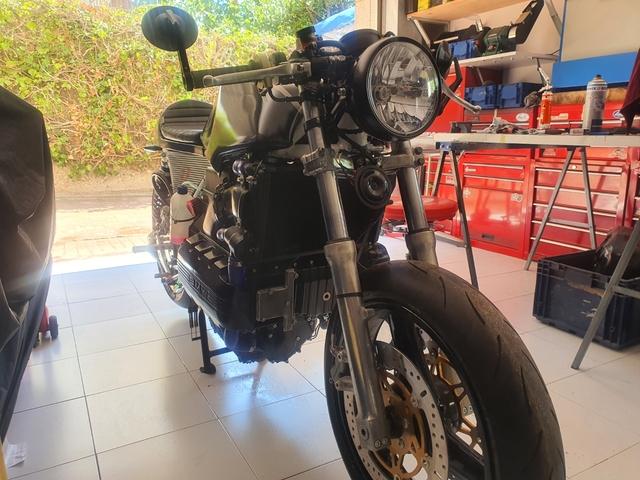 BMW - K 100 16V CAFE RACER - foto 3