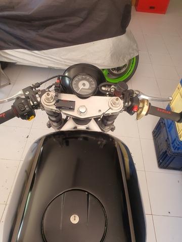 BMW - K 100 16V CAFE RACER - foto 6