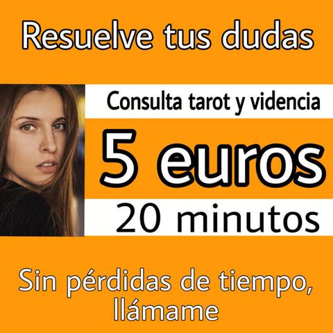 VIDENTE 5 EUROS 20 MINUTOS 912170594 - foto 1