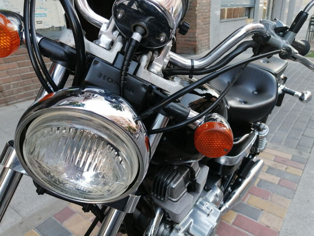 HONDA - REBEL 250 - foto 3