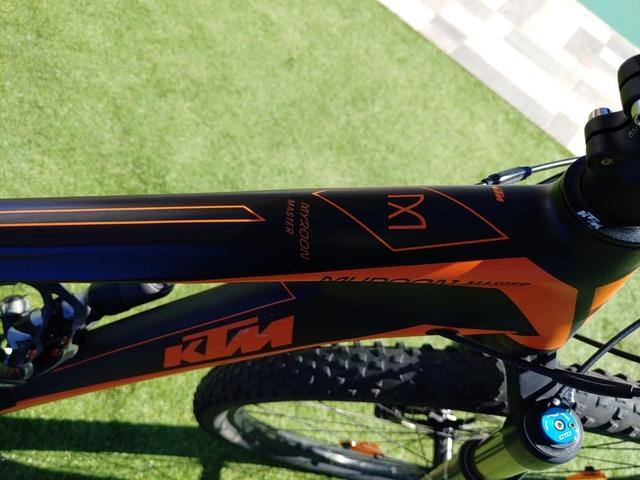 "Bicicleta Ktm 29 """