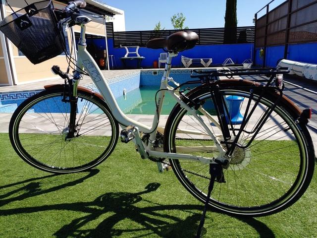 Bicicleta De Paseo Ktm