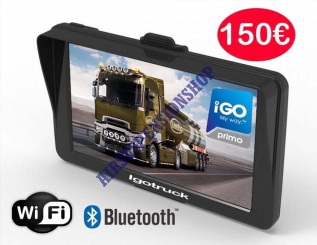 REF_005 NAVEGADOR GPS 7  IGO PRIMO 2020 - foto 1