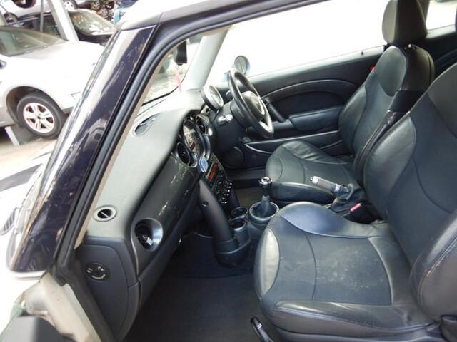 Interior De Mini Cooper R53 W10B16A 116C