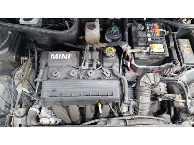Motor	Mini One 90Cv W10B16A R50 2005 Man