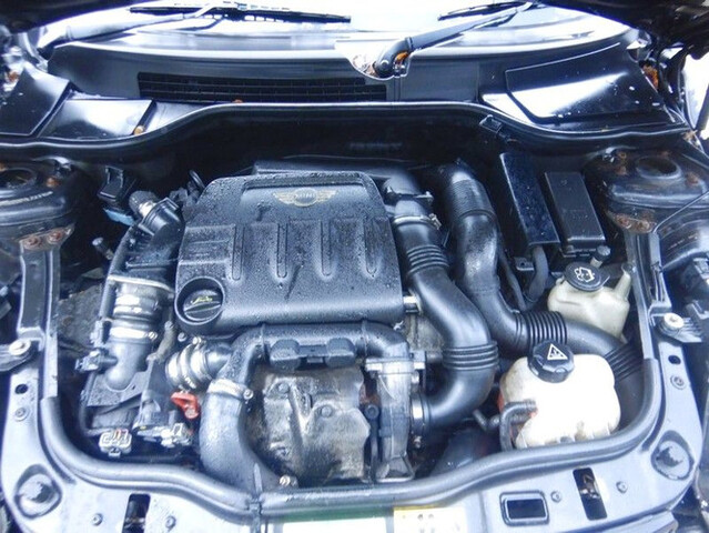Vendo Motor Mini Cooper D R56 1. 6Hdi 110