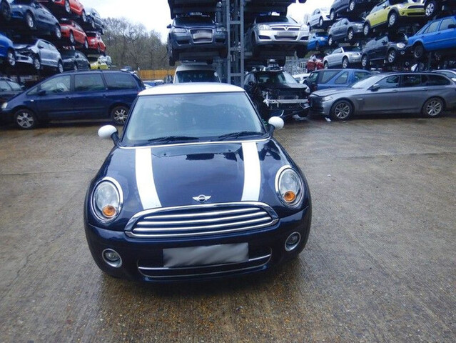 Despiece Frontal Mini Cooper D R56 1. 6Hd