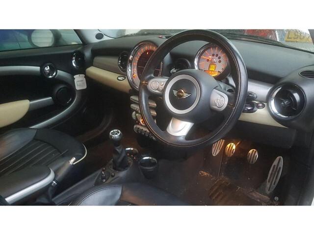 Recambios Del Interior Mini Cooper S R56