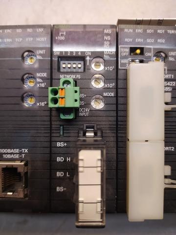 PLC OMRON SYSMAC CJ1M - foto 4