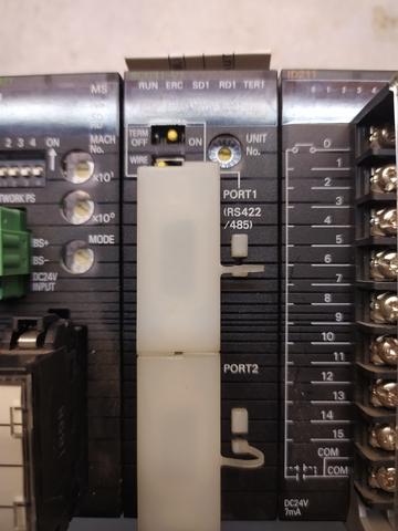 PLC OMRON SYSMAC CJ1M - foto 5
