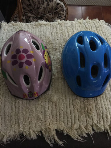 Cascos Niño Bicicleta