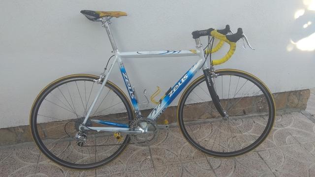 Bicicleta Zeus Aluminio