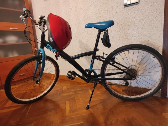 Bicicleta De Niño/A De 6 A 12 Años