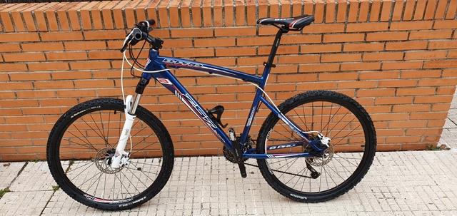 Bicicleta Mtb B-Pro
