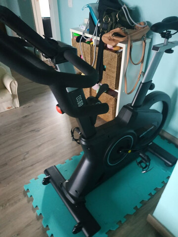 Bicicleta Spinning Como Nueva