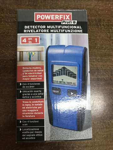 Detector Multifuncional