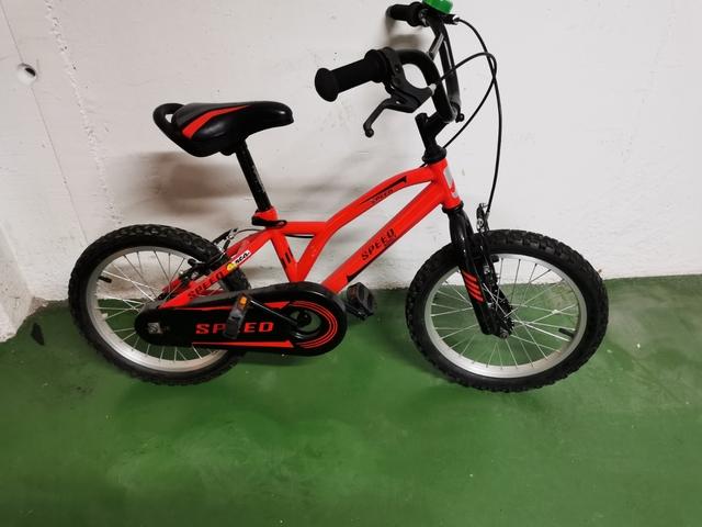 """Bici De Niño 16\"""""""