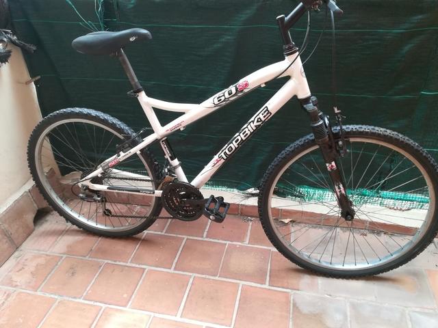 Bici Topbike Aluminio Ruedas 26