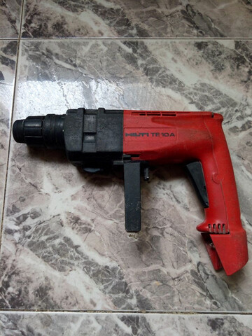 Taladro Percutor Batería Hilti Te10A