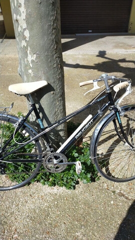 Bicicleta Peugeot Bourgogne