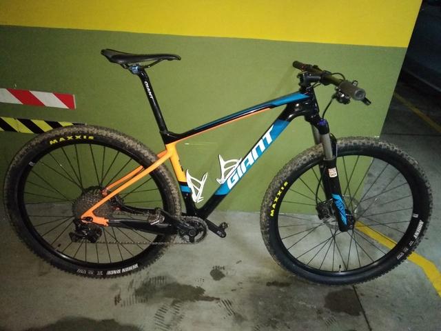 Giant Xtc 29 Carbono