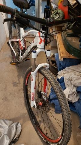 Vendo Bicicleta Montaña Doble Suspensión
