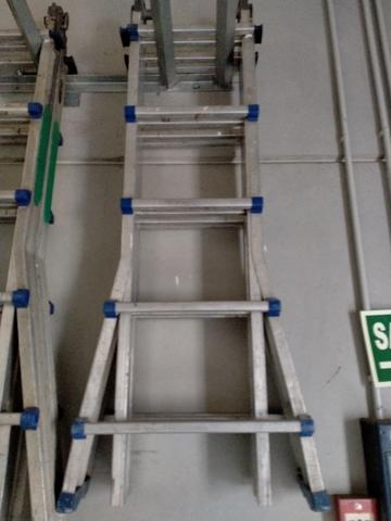 Escalera Aluminio Extensible
