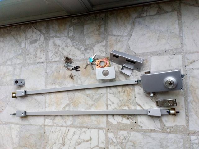 Cerradura De Seguridad Assa Abloy